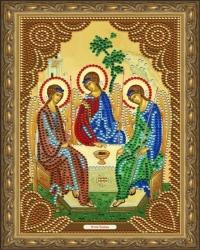 Алмазная Вышивка (мозаика) - Икона - Святая Троица (20*30)