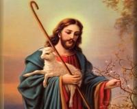 Алмазная Вышивка (мозаика) - Иисус Любит Тебя (40х50)